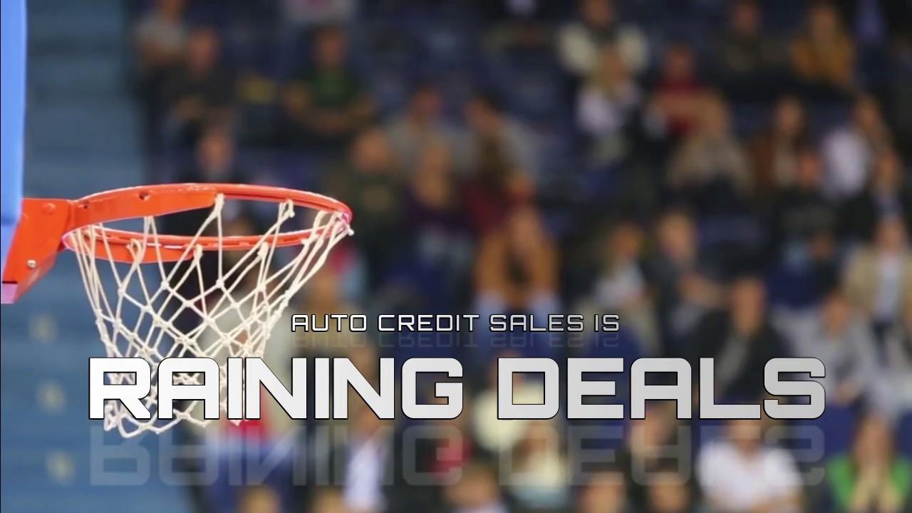Auto Credit Sales >> Auto Credit Sales Raining Deals 2
