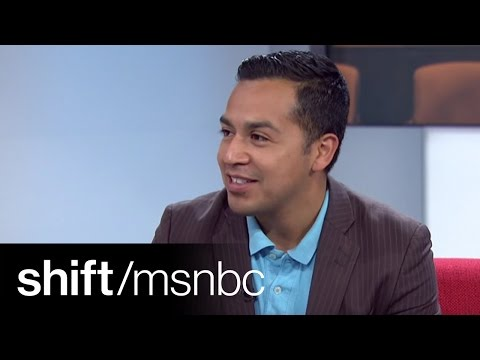 Cesar Vargas: NY's 1st Undocumented Lawyer | shift | msnbc