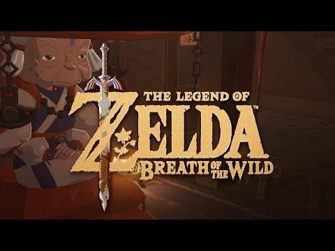 Gefährlich nahe am Nest der Wächter ★ The Legend of Zelda: Breath of the Wild #075