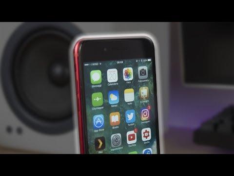 Costruisco l'iPhone 7 ROSSO con schermo NERO!