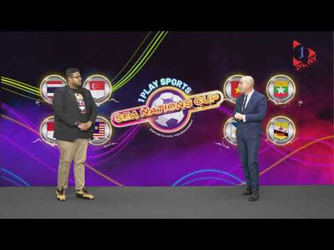 1 Play Sports SEA Nations Cup: Malaysia vs Brunei (31 May 2020)