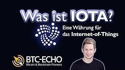 Was ist IOTA? Die Währung für das Internet-of-Things