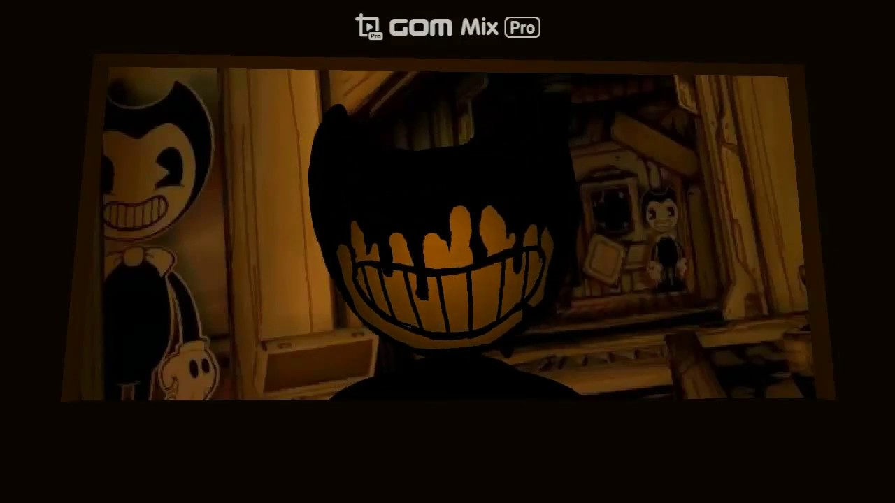 (마인이메이터) Ink Demon Bendy (mineimator) 벤디
