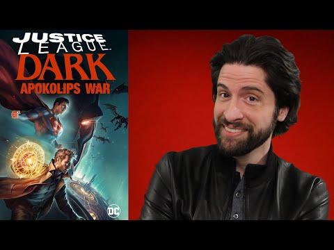 Justice League Dark: Apokolips War - Movie Review