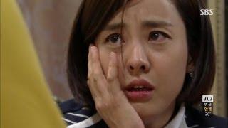 이휘향, 박은혜 교통사고 사실을 알고 따귀 @두 여자의 방 5회