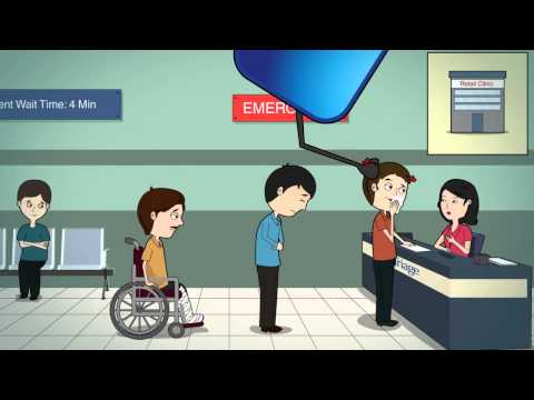 iTriage: Improve Emergency Room Workflow with ER Check-In™