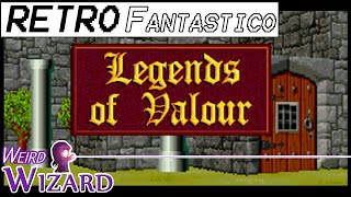 Legends of Valour - The first openworld FRPG. Retro Fantastico, gameplay and opinion. thumbnail