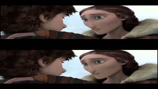 Как приручить дракона 2 - Дублированный трейлер №2 в 3D [1080p] (How to Train Your Dragon 2 Trailer)