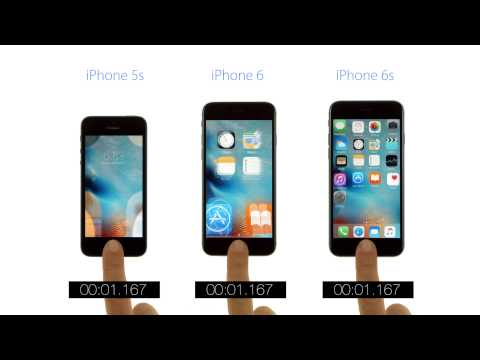 Touch ID Speed Test - iPhone 6s vs. iPhone 6 vs. iPhone 5s