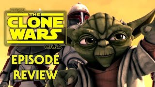 Ambush Review and Analysis - The Clone Wars Chronological Rewatch