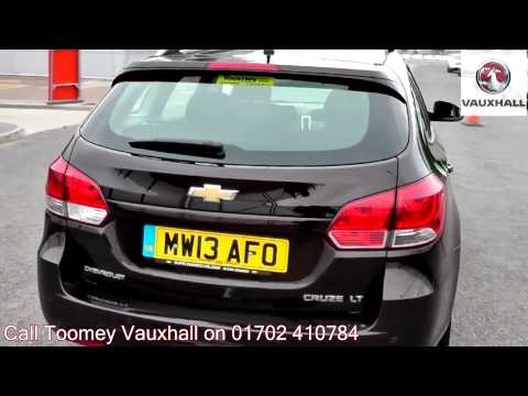 2013 Chevrolet Cruze LS 1.6l MW13AFO For Sale At Toomey Vauxhall Southend