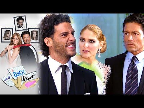 ¡Jesús Hará Lo Que Sea Por Defender A Alma! | Porque El Amor Manda - Televisa