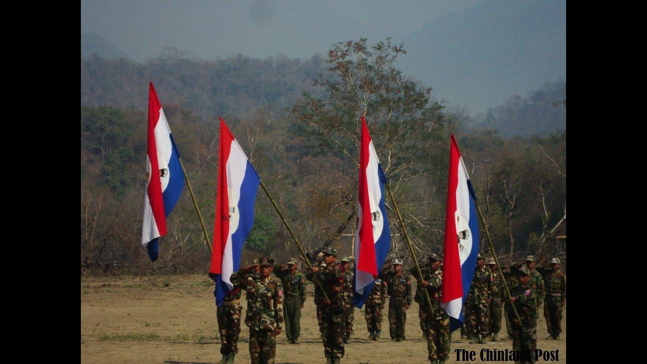 Lieutenant Uk Lian Thang ( Chin National Army) - YouTube