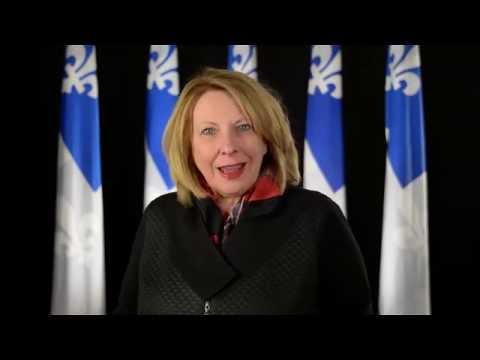 Christine St Pierre, ministre des Relations internationales