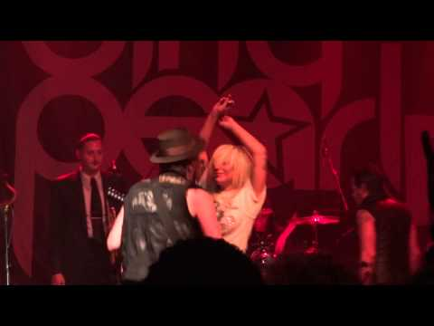 The Dirty Pearls & Lady Gaga - Panama - Gramercy Theatre 6/20/15