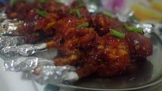 Schezwan chicken lollipop | Chinese Style |
