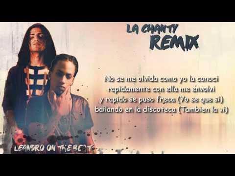 la chanty remix arcangel hd