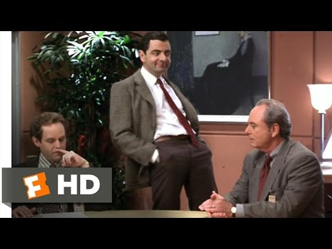 Bean (5/12) Movie CLIP - Wet Pants (1997) HD