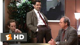 Bean (5/12) Movie CLIP - Wet Pants (1997) HD