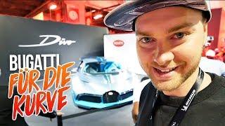 5 MILLIONEN EURO Bugatti Divo & ein paar andere Goldstücke