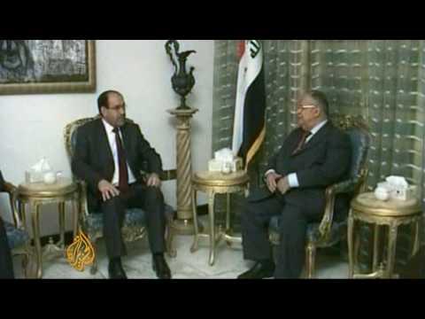 Shia blocs form new Iraq alliance