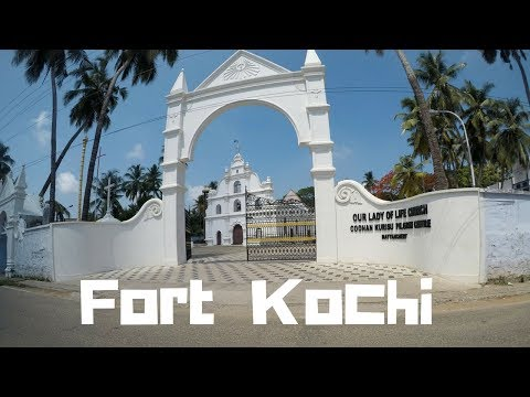 Exploring Fort Kochi Churches Beaches & Spices (Part 1)