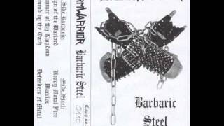 Stormwarrior - Sign of The Warlord