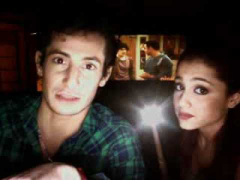 Ariana Grande ustream 11/21/10