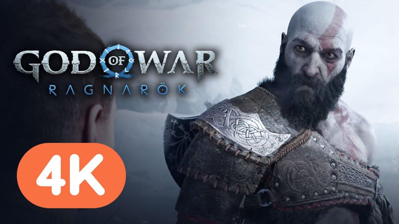 God of War: Ragnarok finally has a trailer