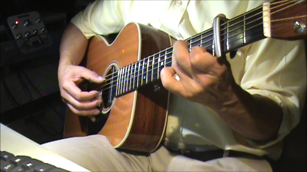Bubbly Cover Colbie Caillat Guitar Fingerpick Chords Youtube