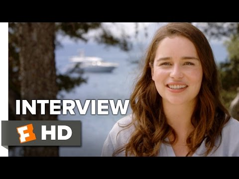 Me Before You Interview - Emilia Clarke (2016) - Drama HD