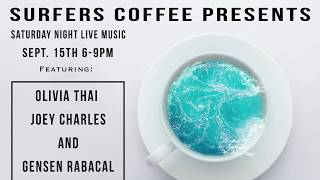 Saturday Night Live Music: Surfers Coffee Bar