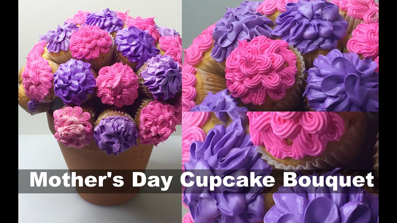 Cupcake Bouquet Mothers Day Best Fiend Youtube