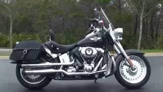 Used 2012 Harley Davidson Fat Boy Motorcycles for sale - Pensacola, FL
