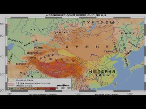 Истории Великой Степи - все выпуски (рассказывает этнограф Константин Куксин)
