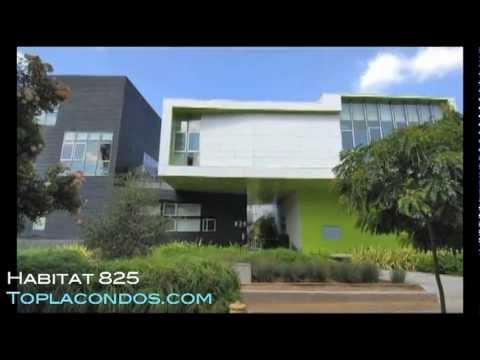 Habitat 825 West Hollywood Condominiums | 825 N. Kings Rd. West Hollywood, CA 90069