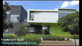 Habitat 825 West Hollywood Condominiums | 825 N. Kings Rd. West Hollywood, CA 90069