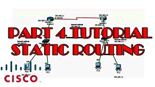 4 how to static route and configure router without using cli in two networks wan
