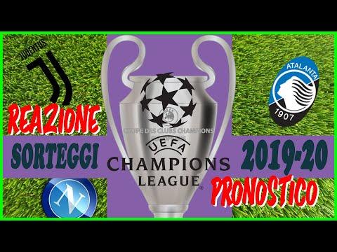 Sorteggi Quarti Di Finale Champions League ⚽ Reazione ⚽ Pronostico 🇪🇺