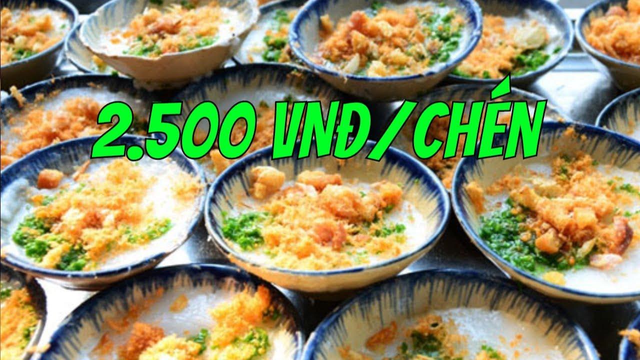 2,5K/ BÁNH BÈO CHÉN 3 vị Bình Dương khác gì SaiGon |  Guide Saigon Food