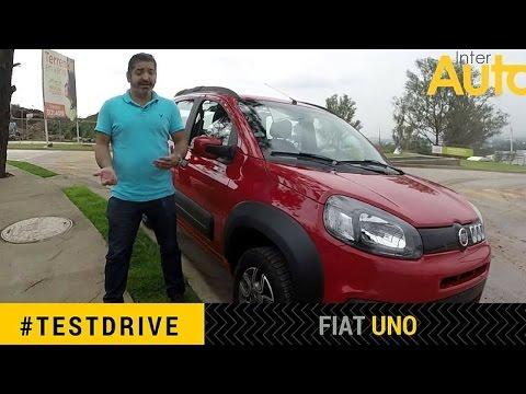 Prueba de manejo FIAT UNO WAY