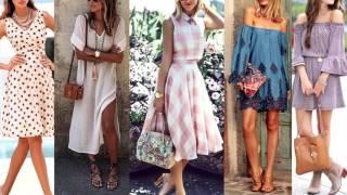видео 10 модных платьев, без которых не обойтись этим летом