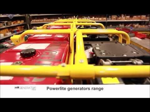 Powerlite Generators Australia