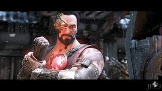 Mortal Kombat X : Kano All Intro Dialogues (MKX)