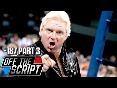 "Bobby ""The Brain"" Heenan Has Passed Away, WWE STARRCADE RETURNING!? - Off The Script #187 Part 3"