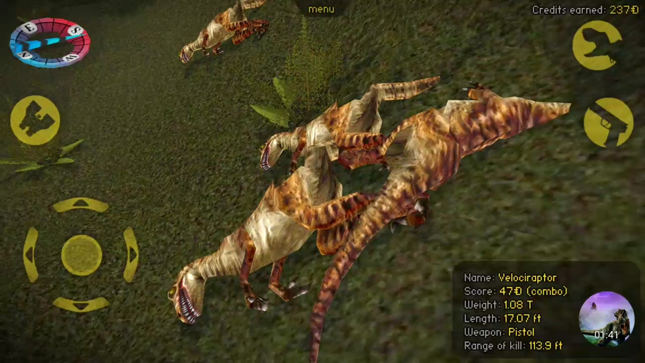 Carnivores Dinosaur Hunter   Velociraptor Madness - YouTube