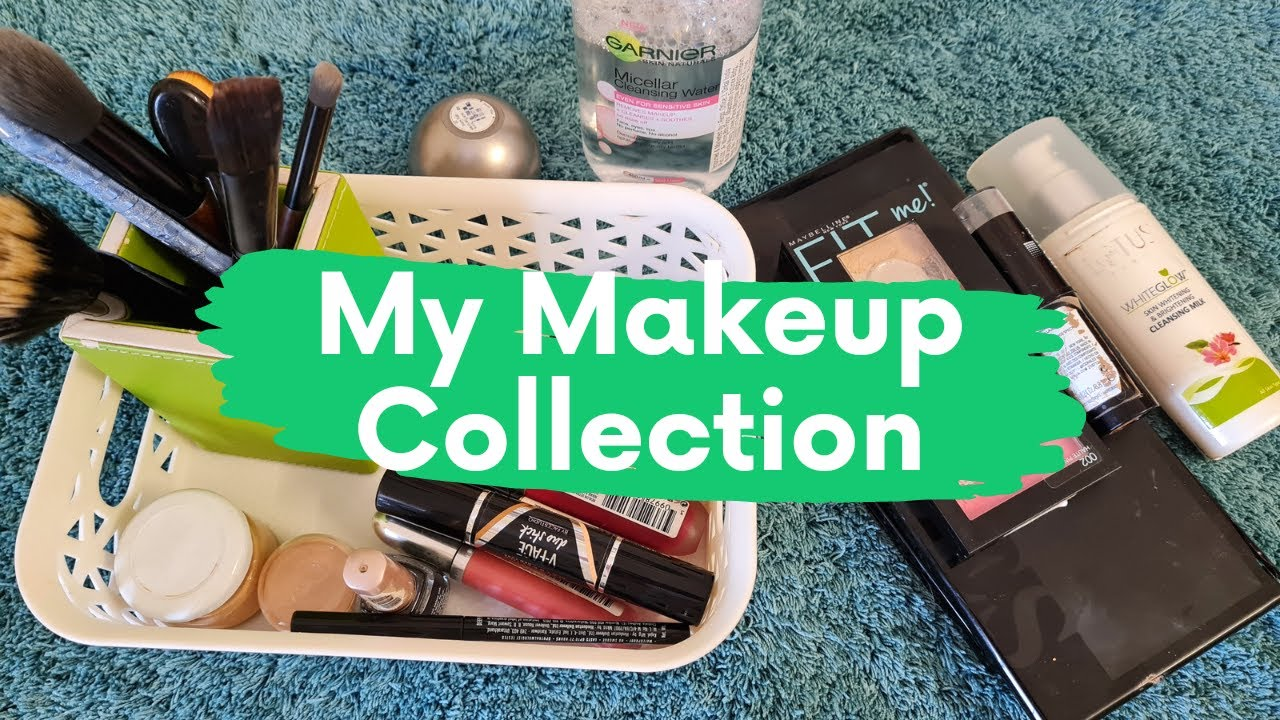 MY SIMPLE MAKEUP COLLECTION TAMIL  PRODUCT REVIEW MAKEUP DECLUTTER