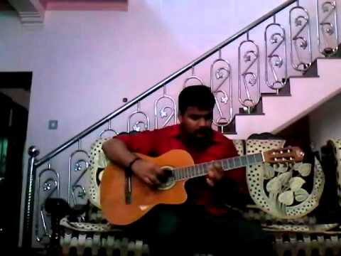 Arabic classical guitar