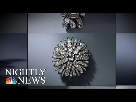 Why Museum's Stolen Jewels May Never Be Found | NBC Nightly News