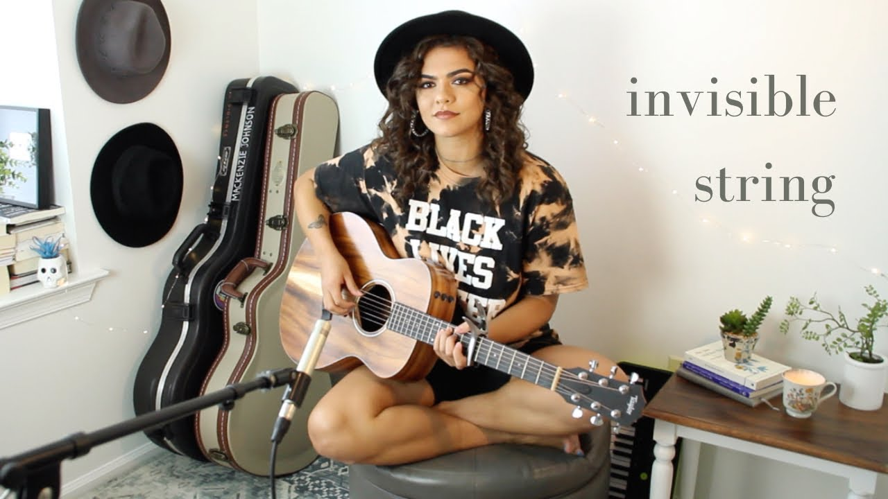 invisible string - Taylor Swift Cover - YouTube